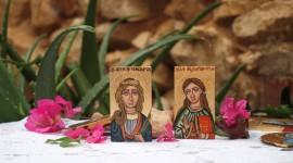 Icons Of Saints Photo Free
