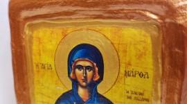Icons Of Saints Wallpaper For Desktop