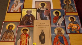 Icons Of Saints Wallpaper HQ#1
