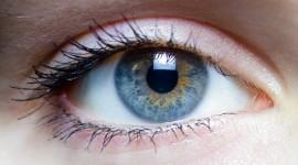 Iris Of The Eyeball Wallpaper Free