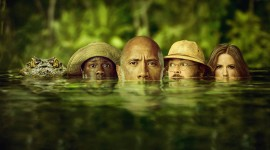 Jumanji Welcome To The Jungle Wallpaper 1080p
