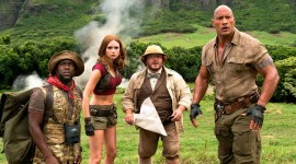 Jumanji Welcome To The Jungle Wallpaper