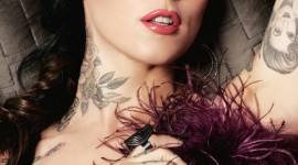 Kat Von D Wallpaper Download Free