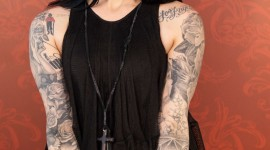 Kat Von D Wallpaper For IPhone Free
