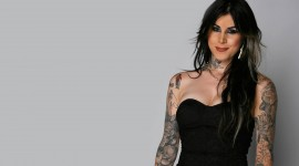 Kat Von D Wallpaper For PC
