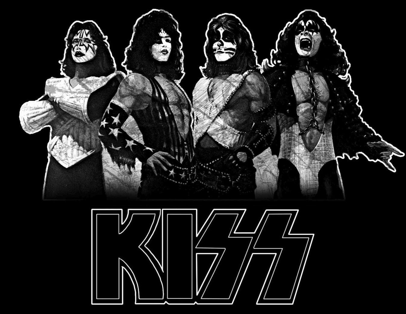 Kiss Band Wallpapers High Quality  Download Free