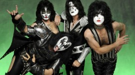 Kiss Band High Quality Wallpaper