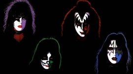 Kiss Band Wallpaper For Desktop