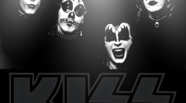 Kiss Band Wallpaper For IPhone Download