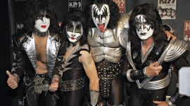 Kiss Band Wallpaper For PC