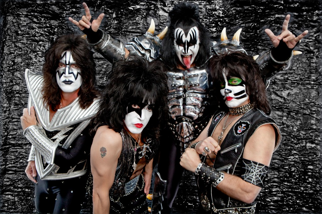 Kiss Band wallpapers HD