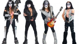 Kiss Band Wallpaper HQ