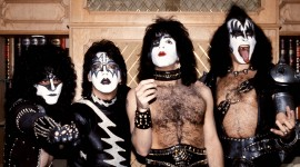 Kiss Band Wallpaper High Definition