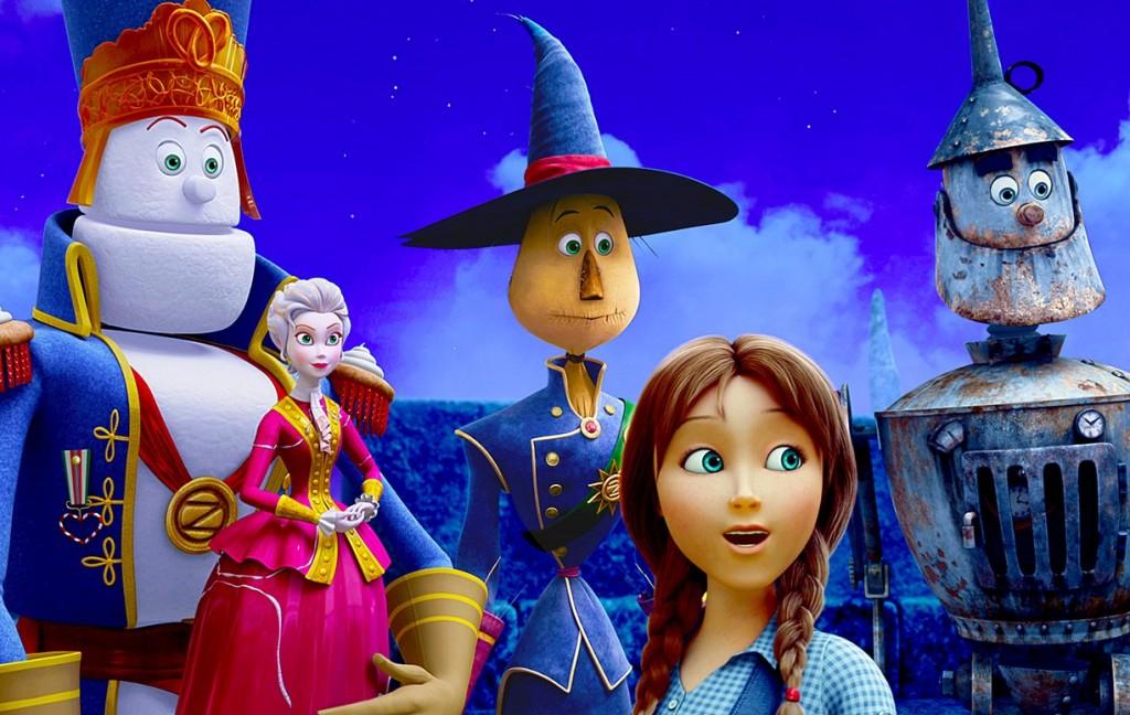 Legends Of Oz Dorothy's Return wallpapers HD