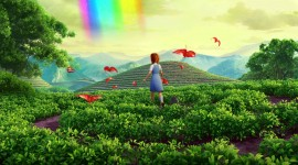 Legends Of Oz Dorothy's Return Image Download