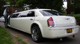 Limousine High Quality Wallpaper
