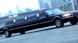 Limousine Wallpaper Background
