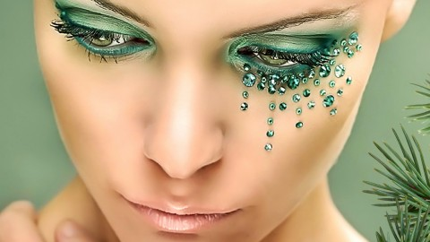Makeup Rhinestones wallpapers high quality