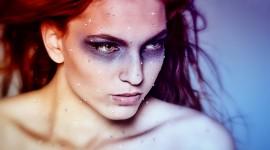 Makeup Rhinestones Desktop Wallpaper