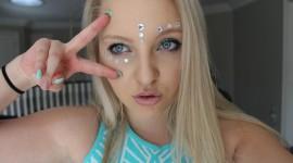 Makeup Rhinestones Photo Download