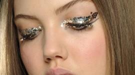 Makeup Rhinestones Wallpaper