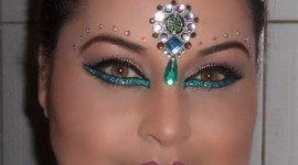Makeup Rhinestones Wallpaper For Android#2
