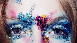 Makeup Rhinestones Wallpaper For Desktop