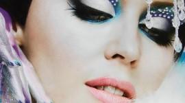 Makeup Rhinestones Wallpaper For IPhone
