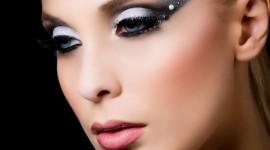 Makeup Rhinestones Wallpaper For Mobile