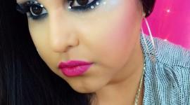Makeup Rhinestones Wallpaper For Mobile#3