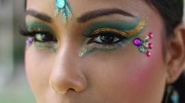 Makeup Rhinestones Wallpaper Free