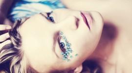 Makeup Rhinestones Wallpaper Full HD