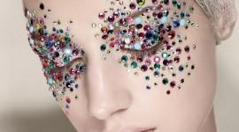 Makeup Rhinestones Wallpaper Gallery