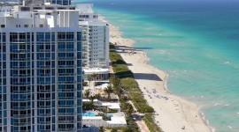 Miami Beach Desktop Wallpaper Free