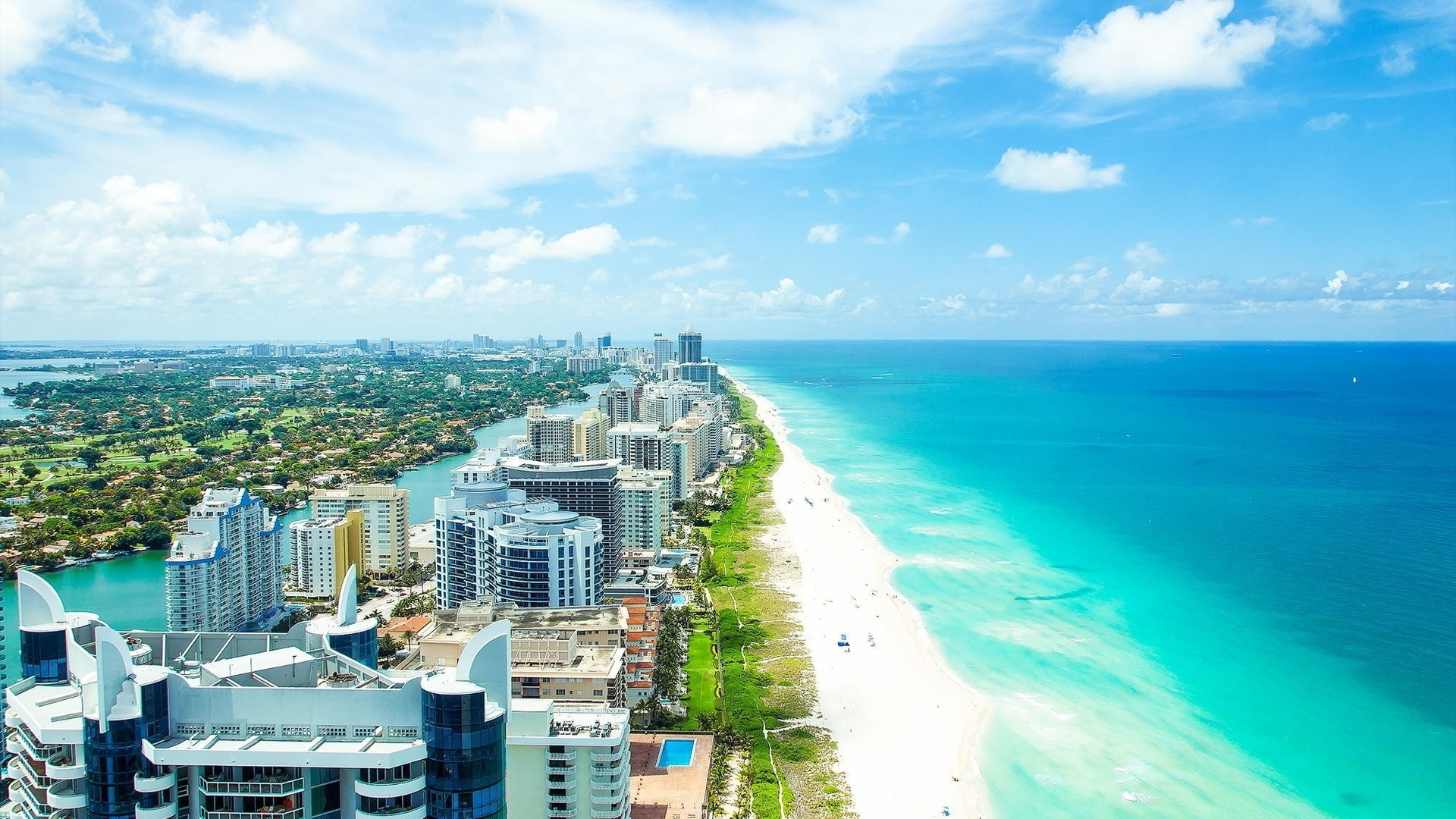 Miami Beach Wallpapers High Quality Download Free