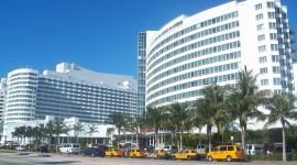 Miami Beach Wallpaper Background
