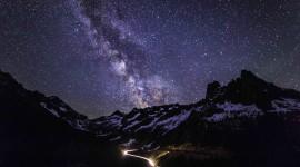 Milky Way Wallpaper Background