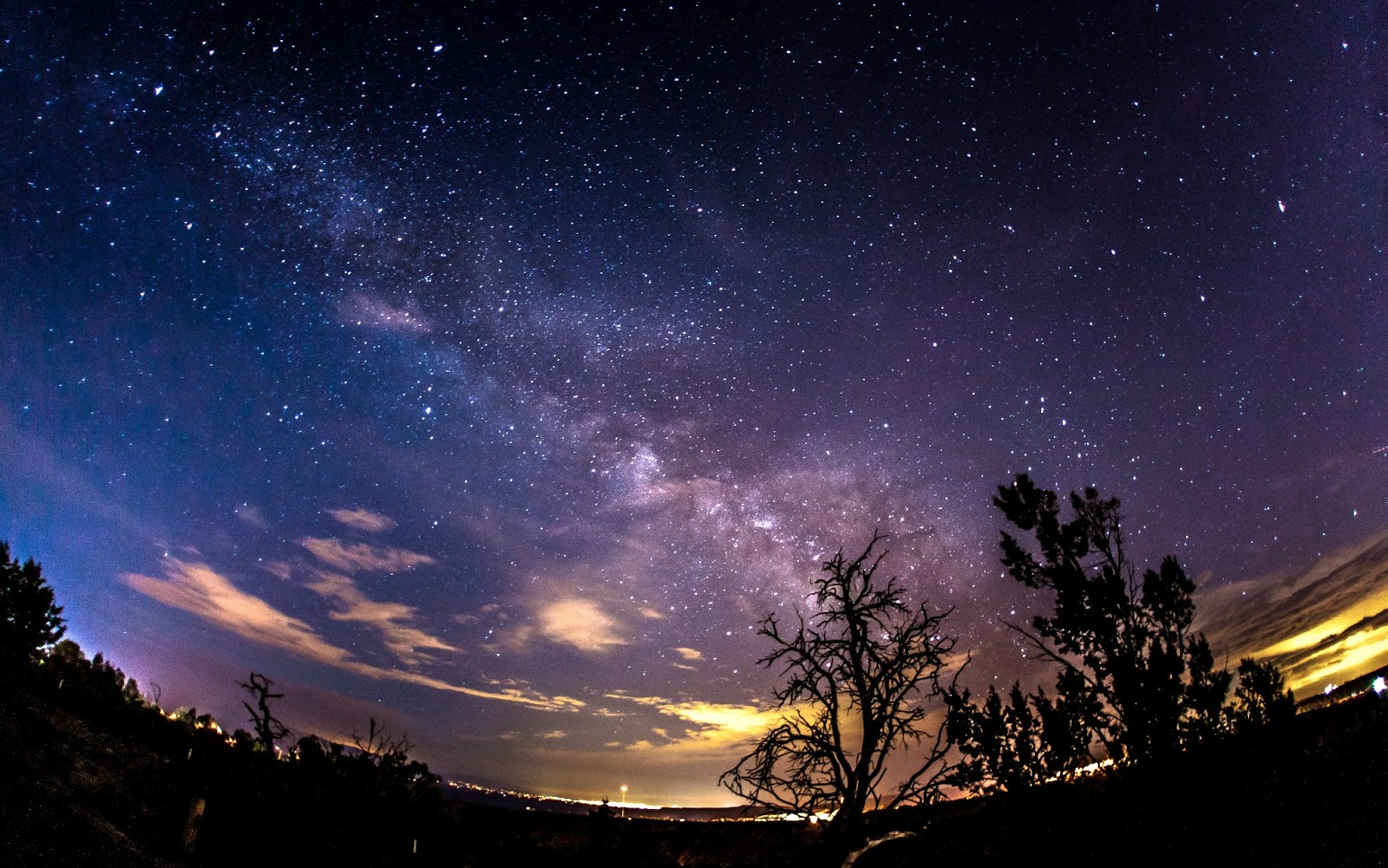 Milky Way Wallpapers High Quality | Download Free