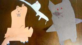 Paper Animals Photo Download#1