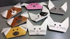 Paper Animals Photo Free