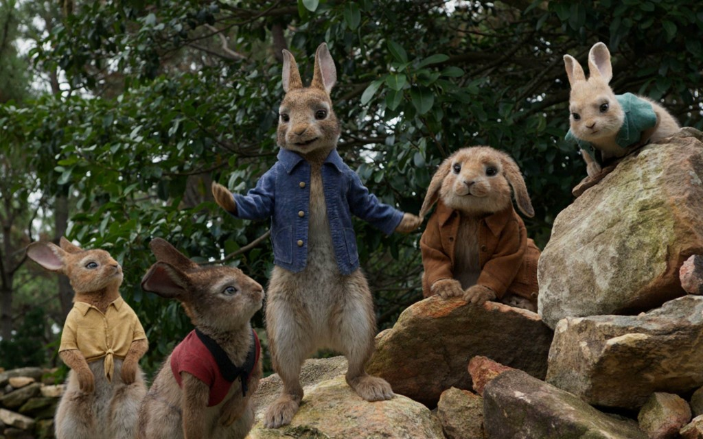 Peter Rabbit Movie wallpapers HD