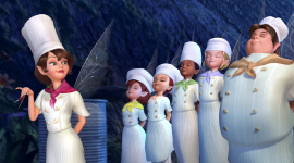 Pixie Hollow Bake Off Wallpaper 1080p