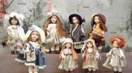 Porcelain Dolls Wallpaper Full HD
