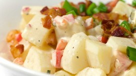 Potato Salad Wallpaper