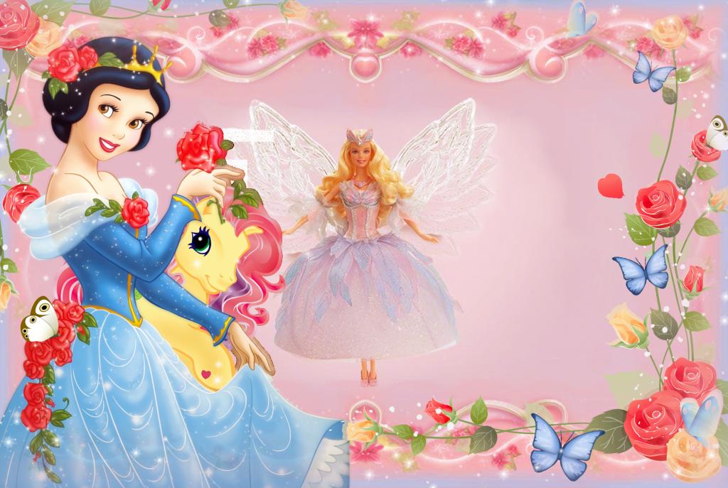 Princess Frame wallpapers HD