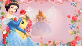 Princess Frame Best Wallpaper