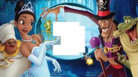 Princess Frame Wallpaper 1080p