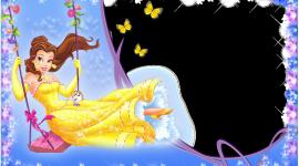 Princess Frame Wallpaper Free