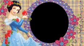 Princess Frame Wallpaper Gallery