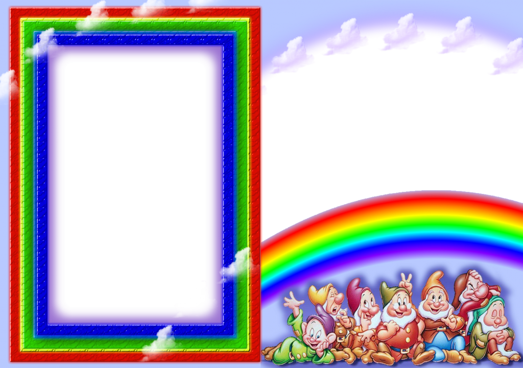 Rainbow Frame wallpapers HD